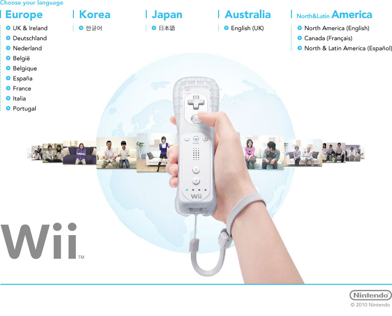 Nintendo wii all games